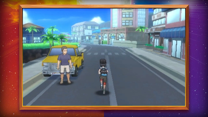 マップに映っている街の部分は走ってすぐの広さで、1つの町に過ぎないような感じもあるので、詳しい情報はまだ分かりませんが、これが「ポケモン サン ムーン」の冒険の舞台の全景ではなく、いくつもの島があって