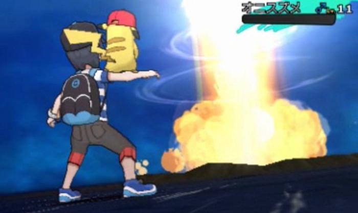 オニスズメと言えば、初代アニメ1話でピカチュウが襲われ、サトシが身を挺してピカチュウを守ろうとするシーン