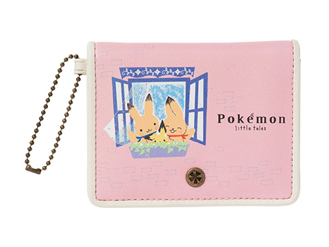 パスケース Pokemon little tales [greeting] 1,900円(★)