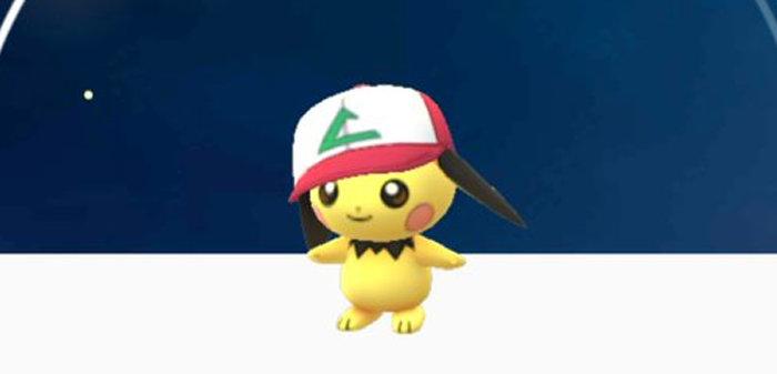 ポケモンgoサトシの帽子を被ったピチューがレア入手はかなり大変