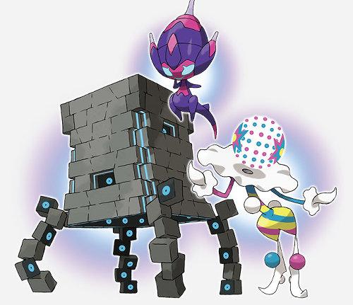 3DS「ポケモン ウルトラ サン ムーン」に登場する、新ポケモンの種族値が判明しているので、まとめてご紹介しておきましょう