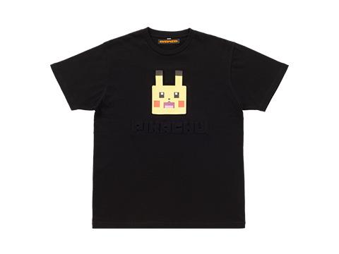 Tシャツ ポケモンクエスト ピカチュウ(S/M/L) 各3,000円