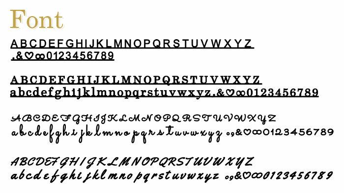このオーダーメイド ネックレスは、ポケモンのマークと文字を自由に選べるというもの