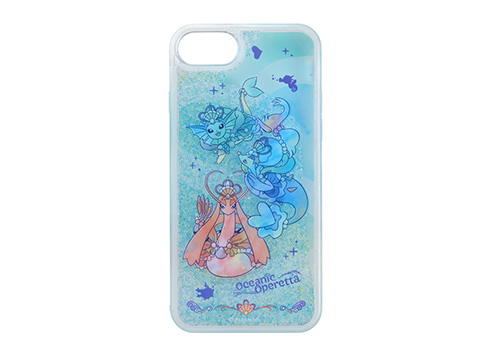 ビーズ入りケース for iPhone 8/7/6s/6 Oceanic Operetta 2,200円(★)