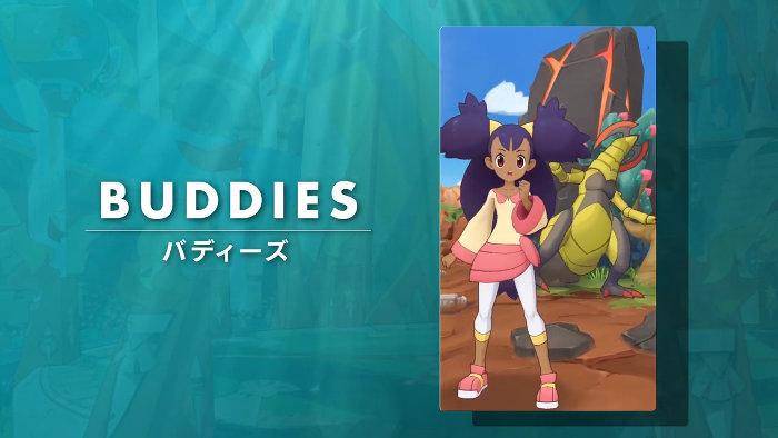 ゲームシステムの情報も公開されており、今作のトレーナーたちは、相棒のポケモンとのコンビ「バディーズ」