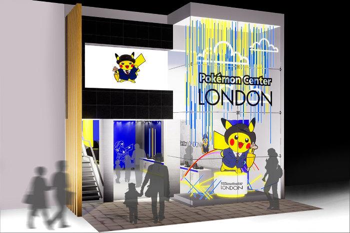 新たな海外ショップは、イギリスのロンドンに作られる「ポケモンセンター ロンドン」というものです