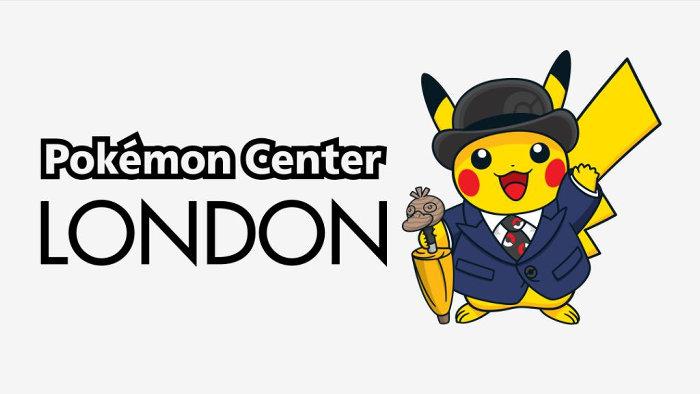 ポケモンセンター、ロンドンに登場