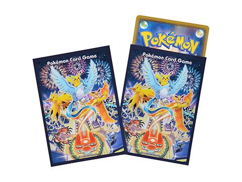 ポケモンカードゲーム デッキシールド ポケモンセンターオーサカDX 720円(★)
