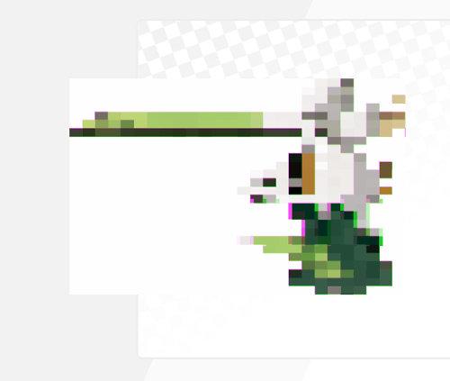 見た目の色合いは、カモネギが何かの上に載っているような感じもありますが、果たしてどのような新ポケモン