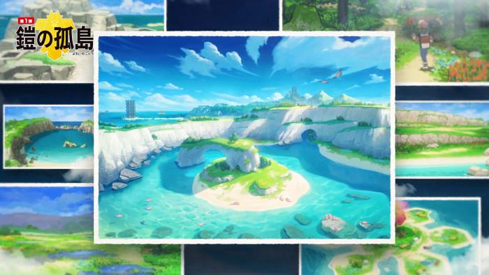 鎧の孤島はマン島がモチーフ