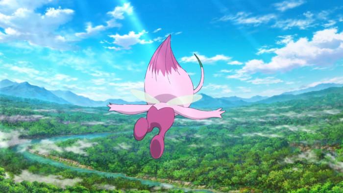 ポケモン映画2020「ココ」には、もう1つ、幻のポケモンが登場します
