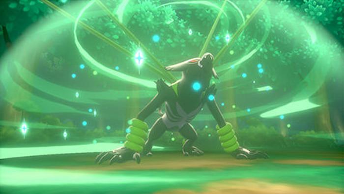ザルードの専用技は、「ジャングルヒール」というものです