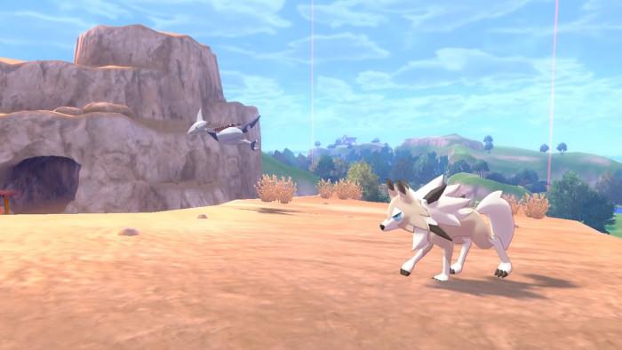 「鎧の孤島」は、「ポケモン ソード シールド」をクリアしていなくてもその内容をプレイすることが可能になっている