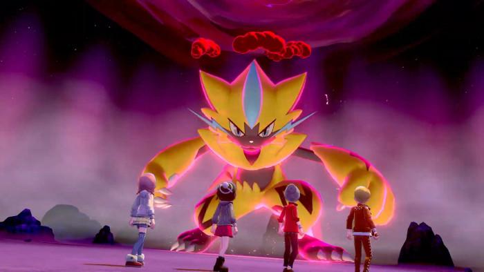 ニンテンドースイッチ版の「ポケモンホーム」と、色違いゼラオラをふしぎなおくりもので入手するスマホ版「ポケモンホーム」