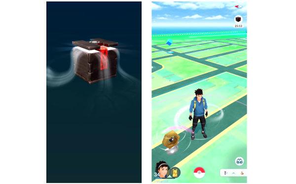 ポケモン剣盾とポケGOが繋がった記念として、メルメタルと不思議な箱が入手可能