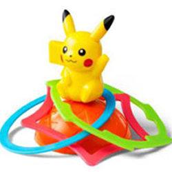 ポケモンのハッピーセット、2015年7月24日から販売。ピカチュウが家にやってくる抽選付き