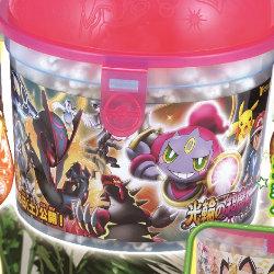 ポケモンポップコーンBOXに虫の混入が確認され一時販売中止に。妖怪も