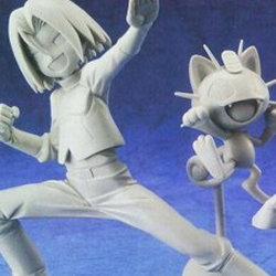 「G.E.M.シリーズ ポケットモンスター コジロウ&ニャース」のフィギュア