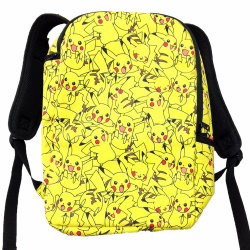 ポケモン総柄、ピカチュウのバックパックが発売。パーカー、ハット、コインケースなどもパニカムトーキョーで販売中