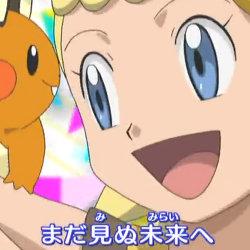 ポケモンのアニメXY&Z、エンディング曲はユリーカ役の伊瀬茉莉也さんが歌うかわいらしいものに