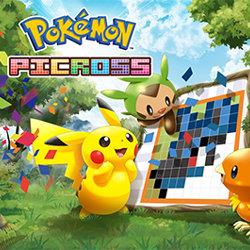 3DS「ポケモンピクロス」の配信日。ダウンロード無料