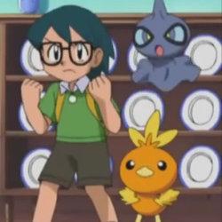 ポケモンのアニメのマサトは、任天堂の岩田社長の息子さんがモデルだった。メガネの元ネタも