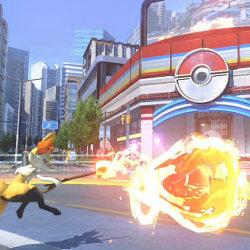 ポッ拳、WiiU版には「マイタウン」の新要素あり
