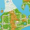 ポケモンの地方の地図がイラストになり、壁紙として配信中。カントーからカロスまで