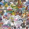 ボルケニオンと機巧(からくり)のマギアナ、映画館の前売券の特典は「ポケモン大集合ポスター」