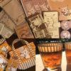 ポケモン セピアグラフィティ、スマホケースやグラス、レターセットなどの新商品