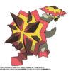 ポケモン サン ムーン、新ポケモン「バクガメス」。甲羅が衝撃を受けると爆発