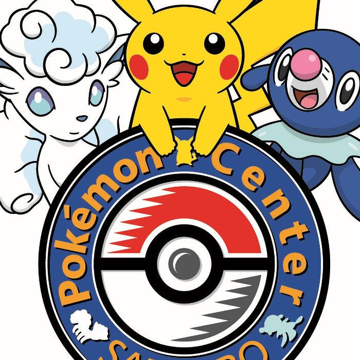 ポケモンセンターサッポロ、大丸に移転。ロゴに「アシマリ」「ロコン アローラのすがた」