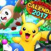 ポケモン カレンダー 2017登場。壁掛け、卓上、フォトフレームなど