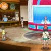 ポケモン サン ムーン、新しくなったポケセン、ショップなどのスクリーンショットが公開
