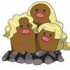 生えたのは髪の毛じゃなくヒゲ。ディグダとダグトリオ アローラの姿が公開