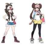 ポケモンの「トウコ」、「メイ」のフィギュアが発売決定。第5世代の女主人公