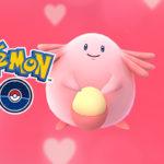 ポケモンGO、バレンタインデーのイベントでアメが2倍。ピクシー、ラッキーなどの出現率アップ