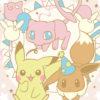 Pokemon Collectionくじ 2017、D賞の可愛い描き下ろしイラスト、S賞のリザードン公開