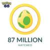 ポケモンGO、イースター2017イベントで孵化したタマゴは8700万個