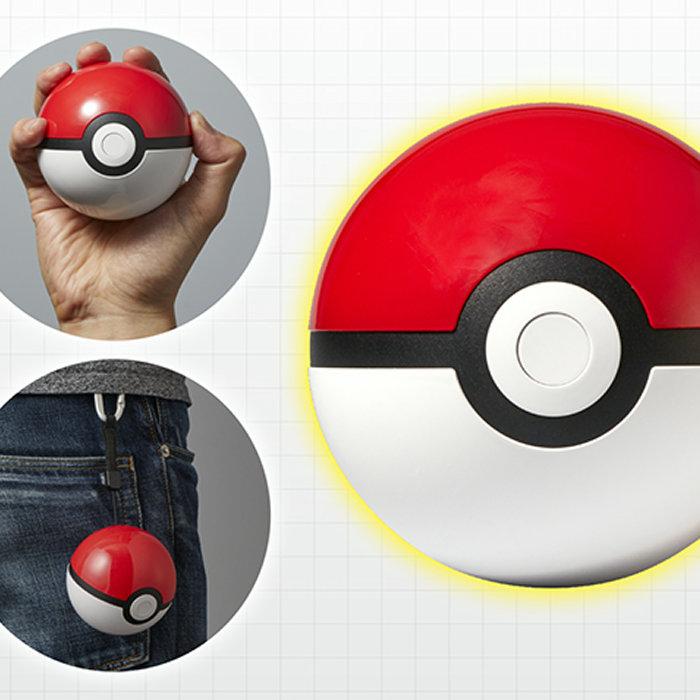 ポケモンGO、モンスターボール型やピカチュウのバッテリー