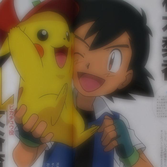 ポケモンアニメ20周年記念、サトピカやポスターがアニメディア