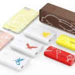 ピカチュウやヒトカゲ、三鳥のバッテリー、イーブイのiPhone7ケースなど発売