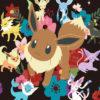 一番くじ Pokemon EIEVUI&FLOWERS、リボンを付けたぬいぐるみなどが当たる