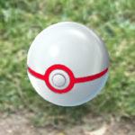 ポケモンGO、ゲットしたボールが表示されるアップデート実施