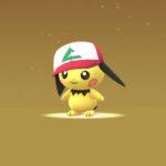 ポケモンGO、サトシの帽子を被ったピチューがレア。入手はかなり大変