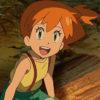 ポケモンアニメ、サトシとピカチュウ、カスミとタケシのピンナップ発売中