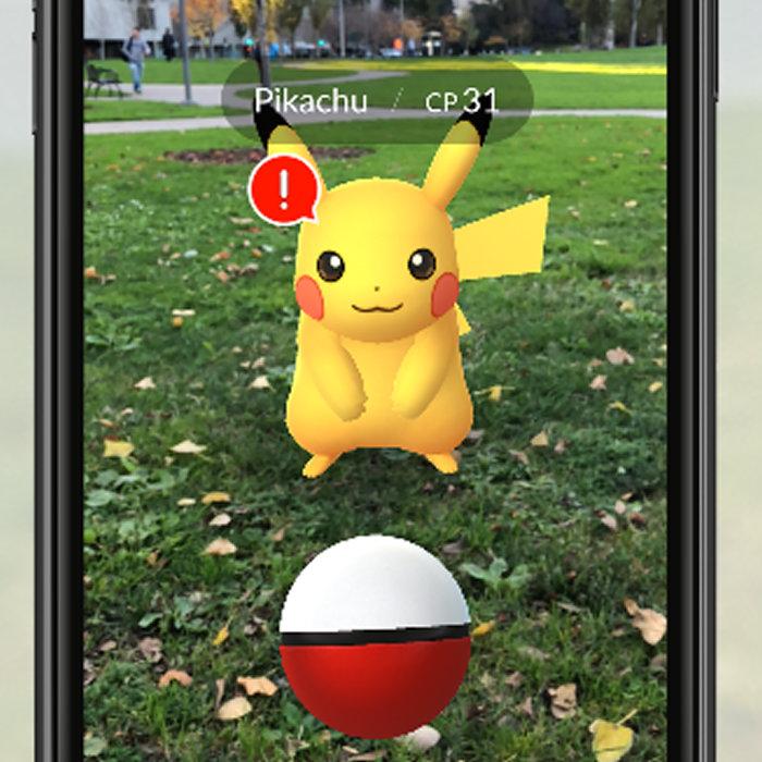 ポケモンGO、新機能AR+。iOS11&iPhone6s以降Android