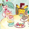 ポケモンとカレルチャペック紅茶店とのコラボグッズが発売決定