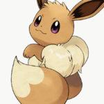 イーブイの声優は悠木碧さん。全世界共通でメスは尻尾にハート