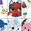 pokemon time 第11弾に、モクローやミミッキュ、アローラロコンなど登場